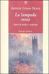 """""""La lampada rossa"""" di Arthur Conan Doyle in bancarella"""