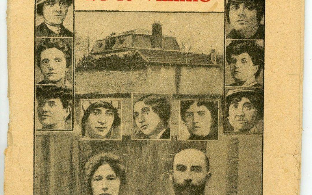 """Alla scoperta dei libricini perduti dei processi più famosi: """"Processo Landru: le 10 vittime"""""""
