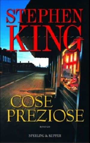 "Copertina ""variant"" per ""Cose preziose"" di Stephen King"