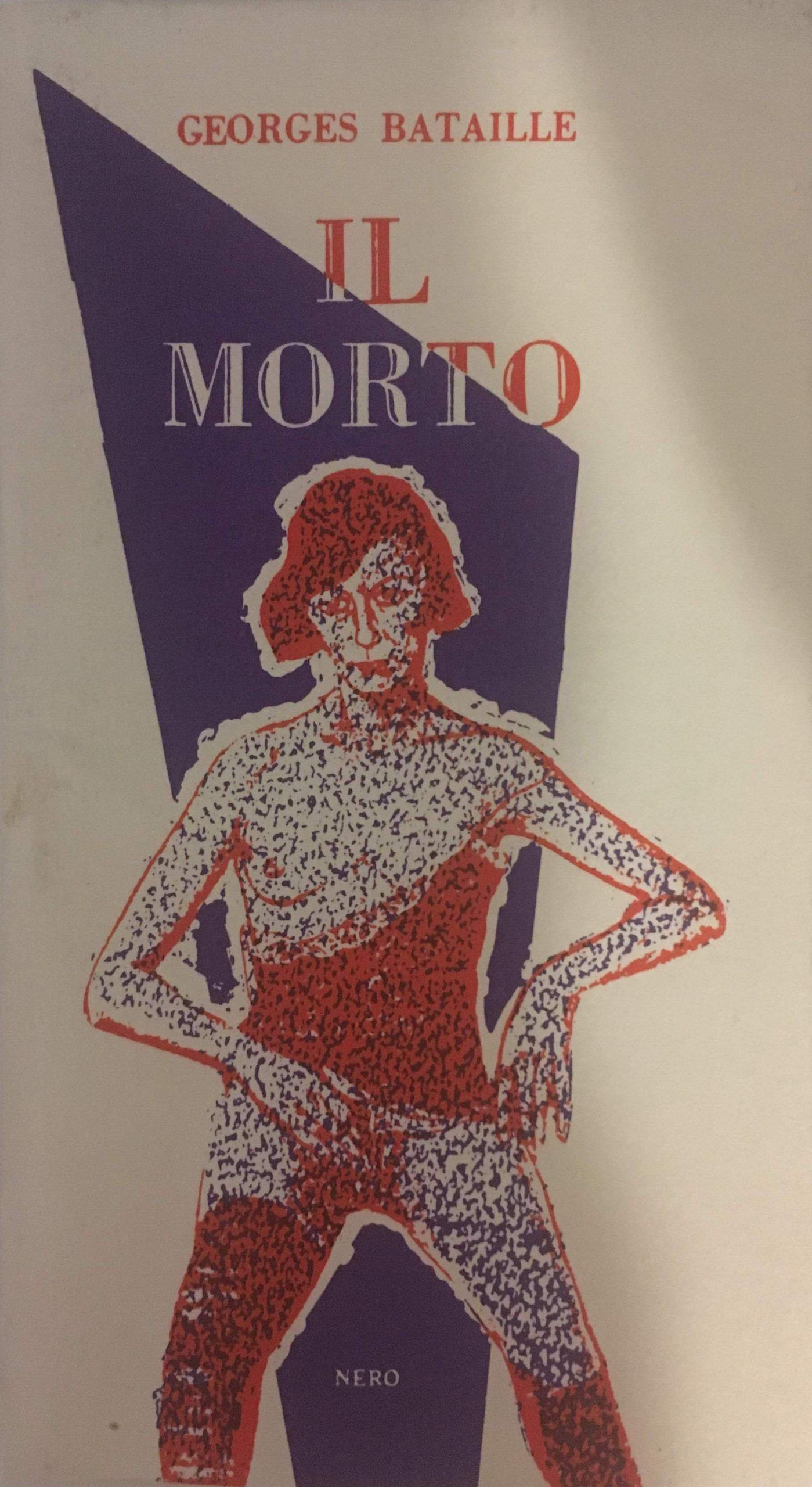 """Le edizioni """"Nero"""" di Georges Bataille"""