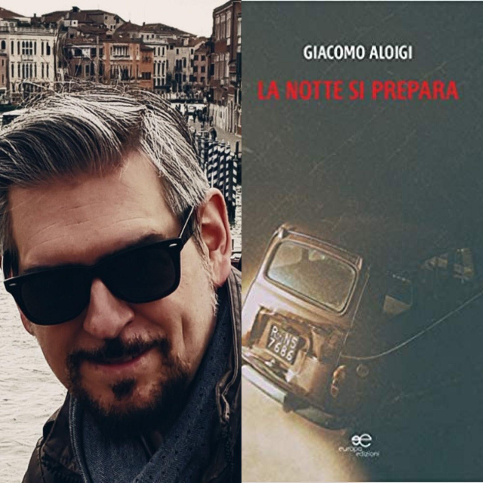 """Intervista a Giacomo Aloigi, autore de """"La notte si prepara"""", quando il caso Moro…"""