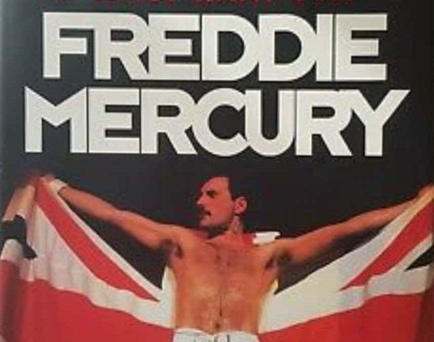 Valutazioni alte per il libro su Freddie Mercury del compagno Jim Hutton