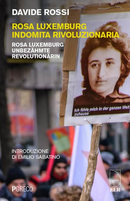 """""""Rosa Luxemburg indomita rivoluzionaria"""" di Davide Rossi"""