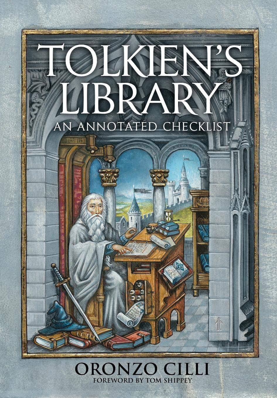 In uscita il nuovo libro di Oronzo Cilli sulla biblioteca personale di Tolkien