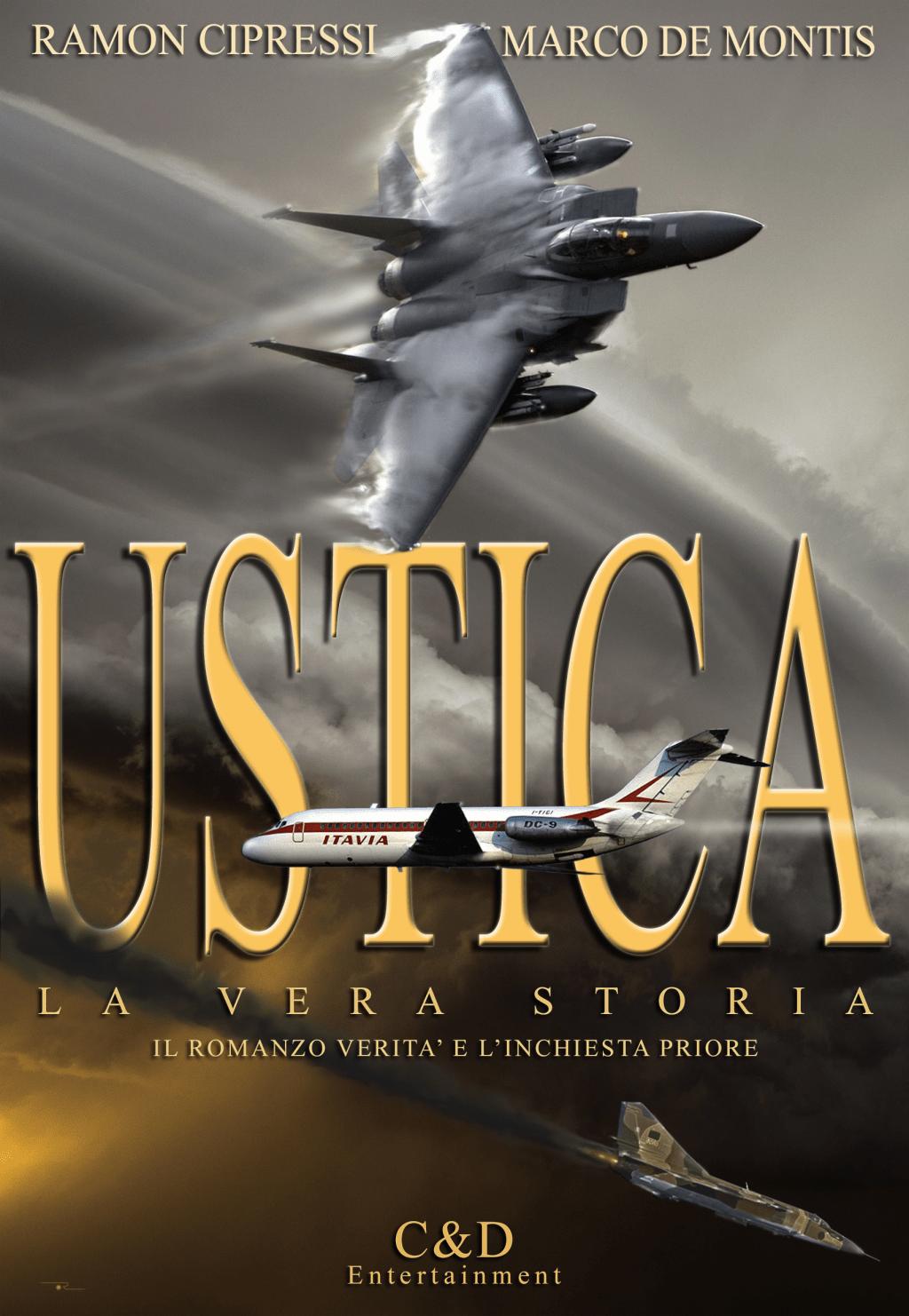 Ustica la vera storia: intervista agli autori Ramon Cipressi e Marco De Montis