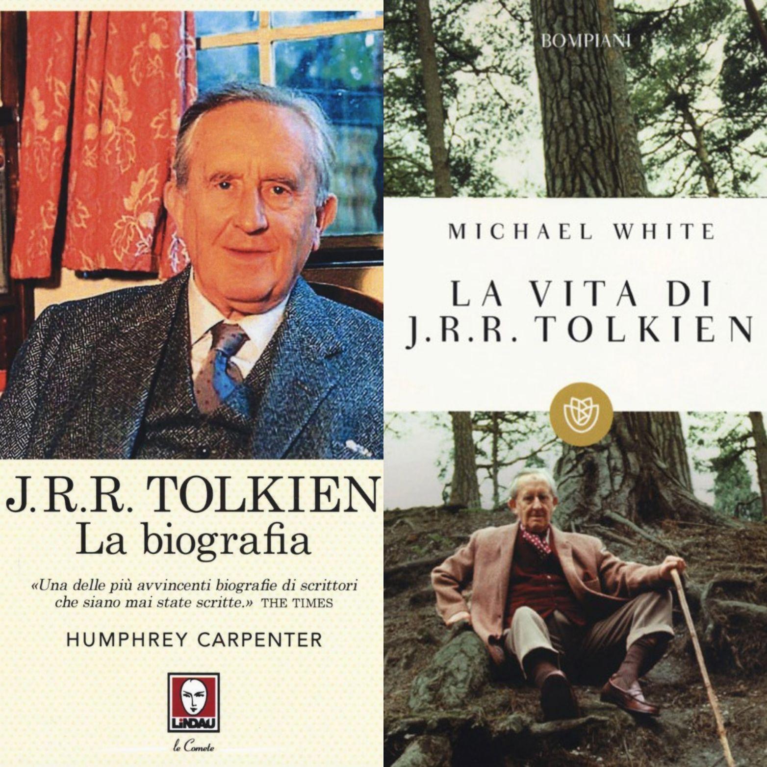 Due biografie di Tolkien al mercatino!