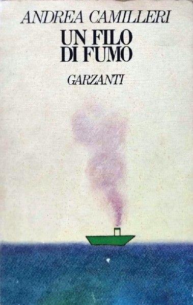 Tre libri di Andrea Camilleri molto rari in prima edizione