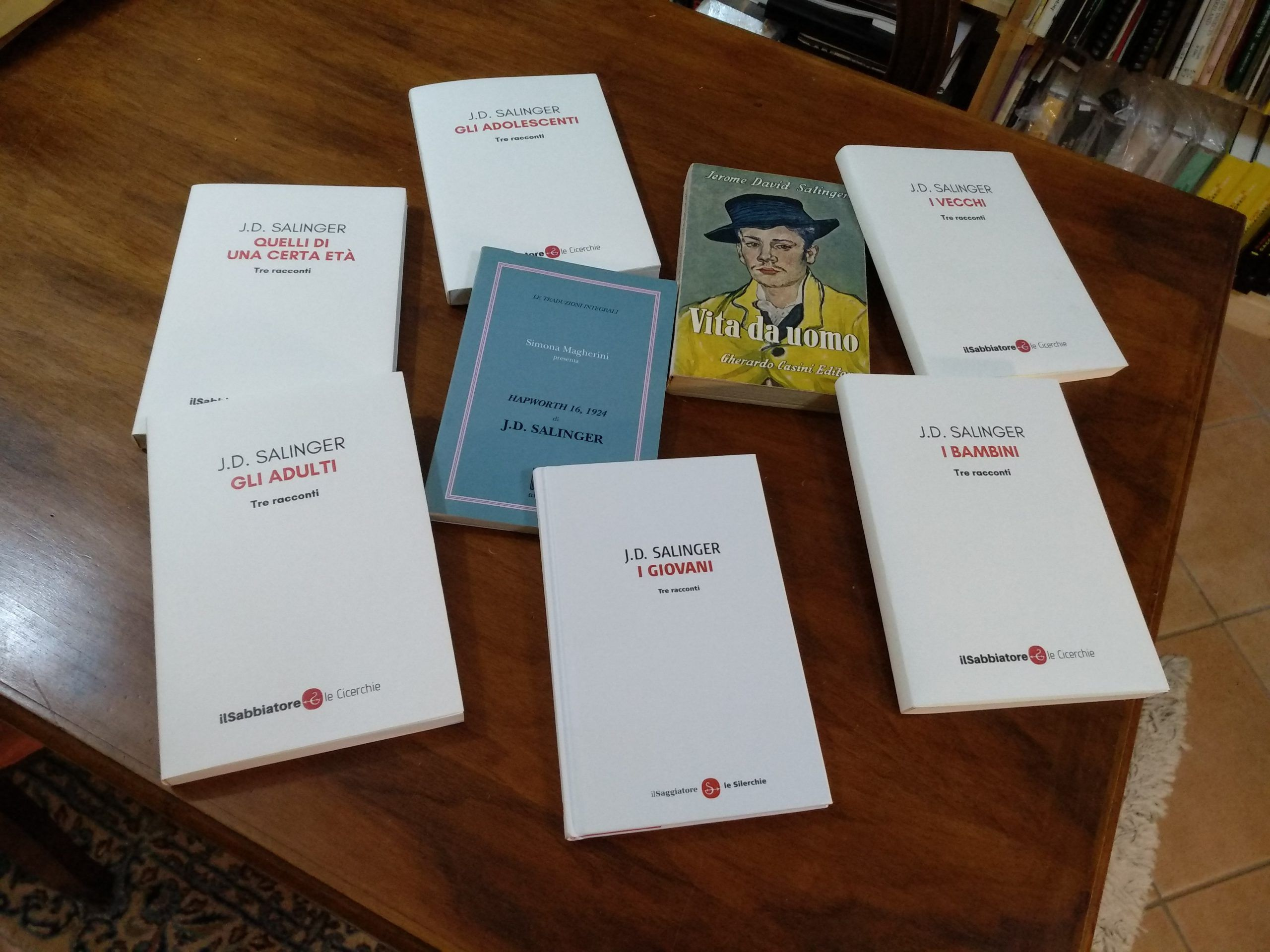 """J. D. Salinger: tra edizioni non autorizzate, """"falsi programmati"""" e provocazioni culturali!"""