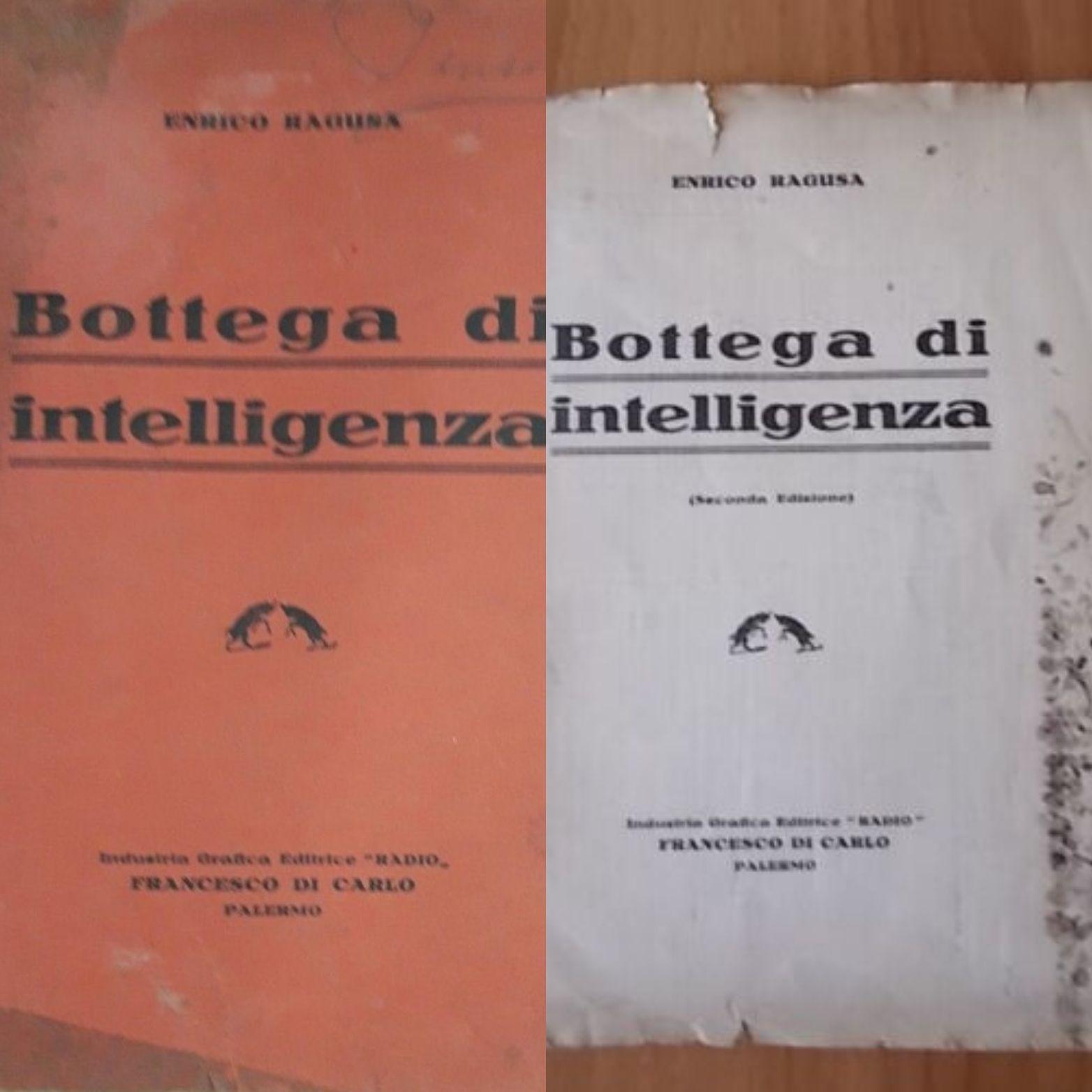 Futurismo: un libretto del 1927 poco conosciuto in vendita su eBay in 2 edizioni diverse!