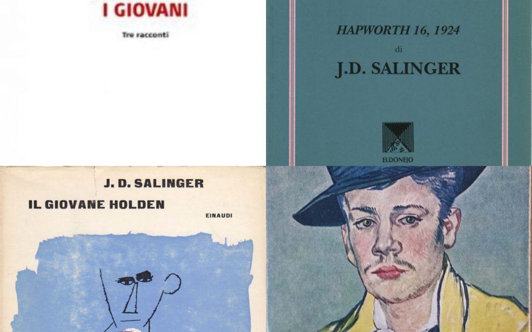 Tutti pazzi per Salinger? A vedere le vendite concluse su eBay sembrerebbe di sì, ma…