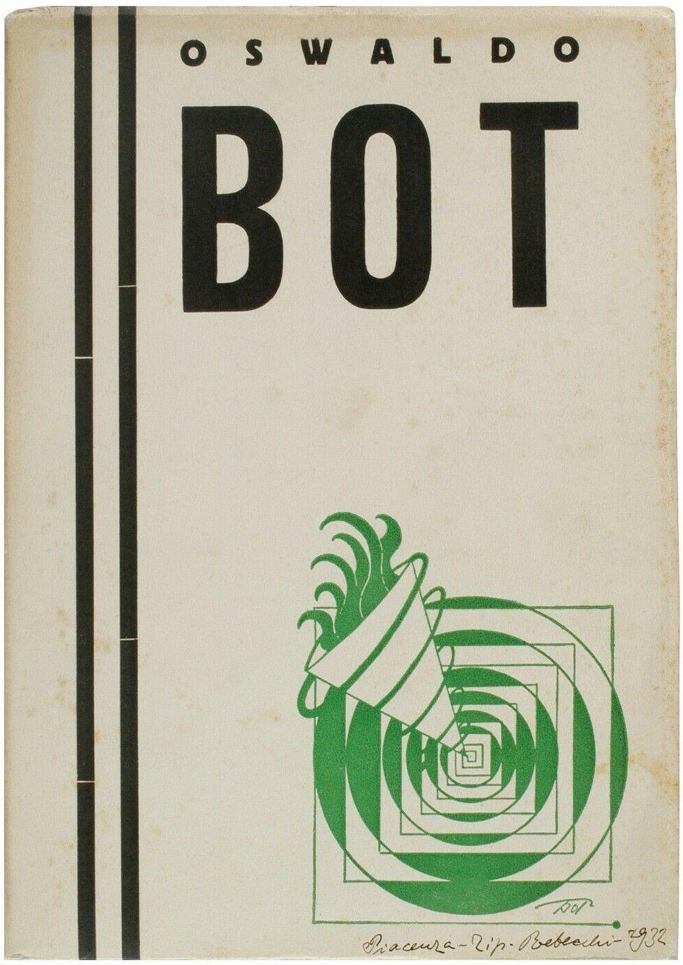 """""""Oswaldo Bot"""" di Oswaldo Bot e il Futurismo è servito!"""