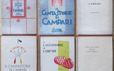"""""""Il Cantastorie di Campari"""" (5 volumi – collezione completa, anni 1927-1932) su eBay"""