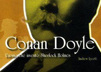 """""""Conan Doyle: l'uomo che inventò Sherlock Holmes"""" al mercatino"""