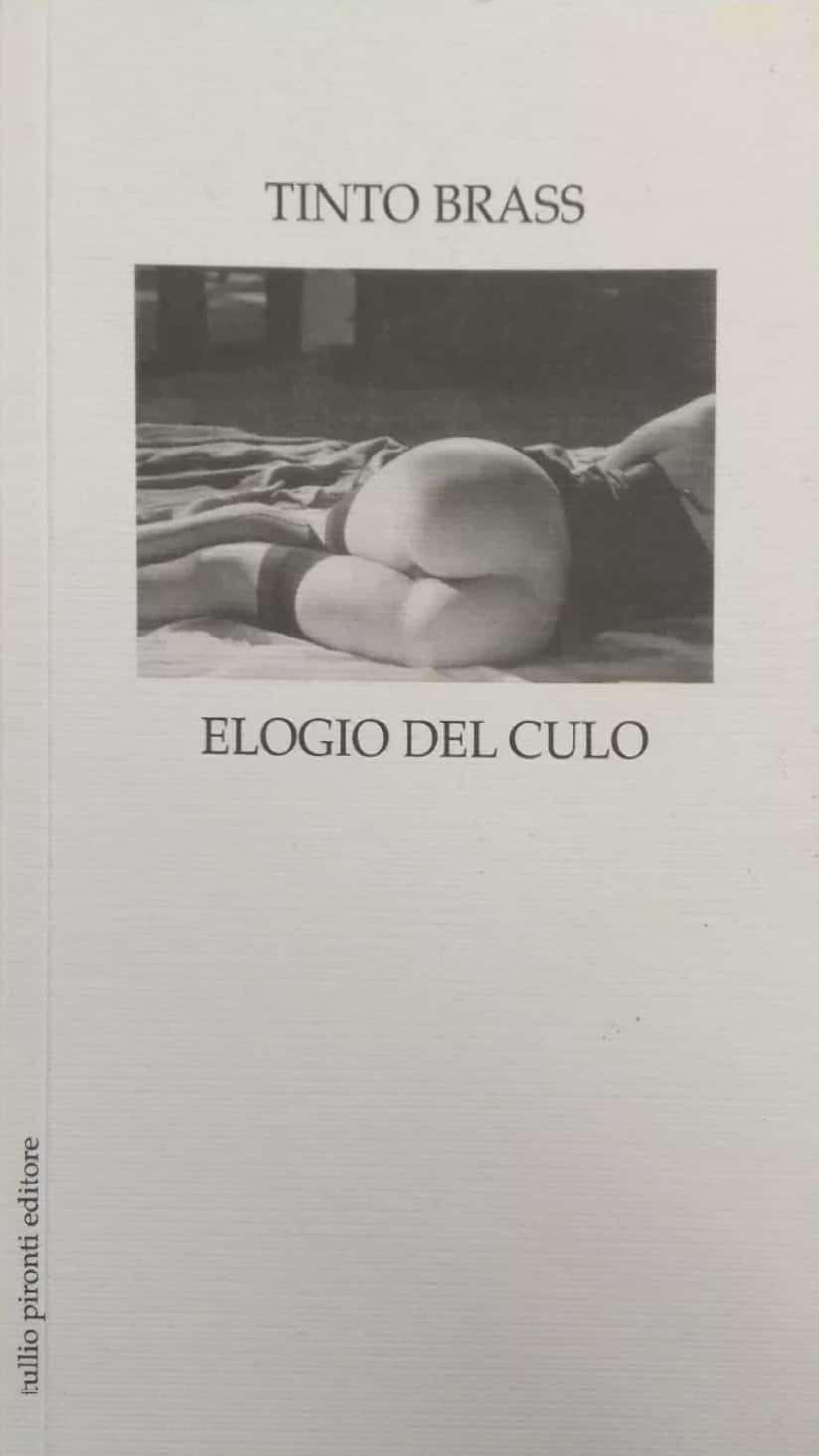"""""""Elogio del culo"""" di Tinto Brass e dediche autografe per """"Monella"""" e Senso '45"""" su eBay!"""