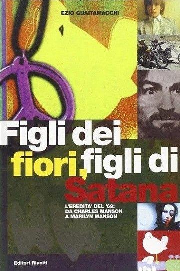 """""""Figli dei fiori, figli di Satana"""" di Ezio Guaitamacchi alla Libreria Simon Tanner"""