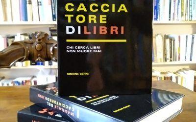 """Sconto eccezionale: 18,55 € anziché 48,93 € per il """"Manuale del cacciatore di libri"""": 9 copie rimaste!"""