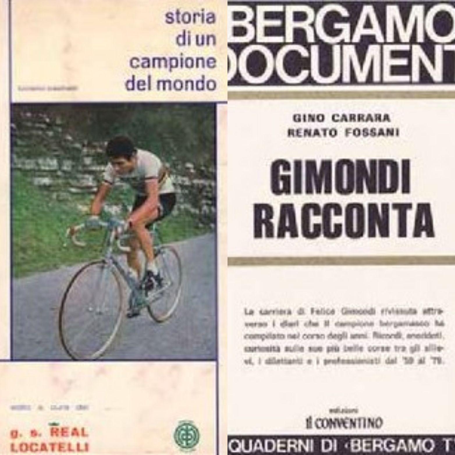 I libri introvabili su Felice Gimondi sono due: eccoli qua!