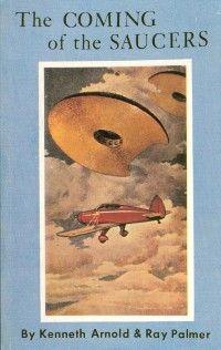 """I primi libri sugli UFO negli Stati Uniti d'America: come è iniziato il mito dei """"piatti volanti"""""""