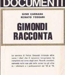 """""""Gimondi racconta"""" di Carrara & Fossani (1979): spunta una copia del libro introvabile!"""