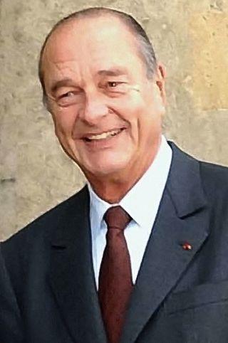 """Les amis de Paris"" di Jacques Chirac, con una lettera dell'ex Presidente francese a Jean Dutourd per 50 €"