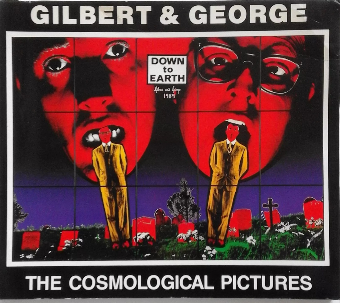 """The Cosmological Pictures"" di Gilbert & George in libreria"
