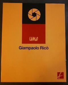 """""""Uno"""" di Giampaolo Ricò, uno straordinario libro fotografico al mercatino"""