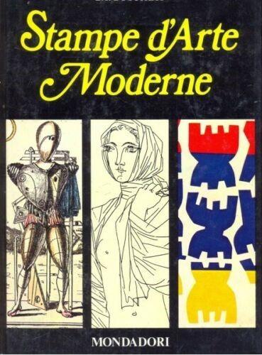 """Stampe d'arte moderne"" di Palmiro Boschesi al mercatino"