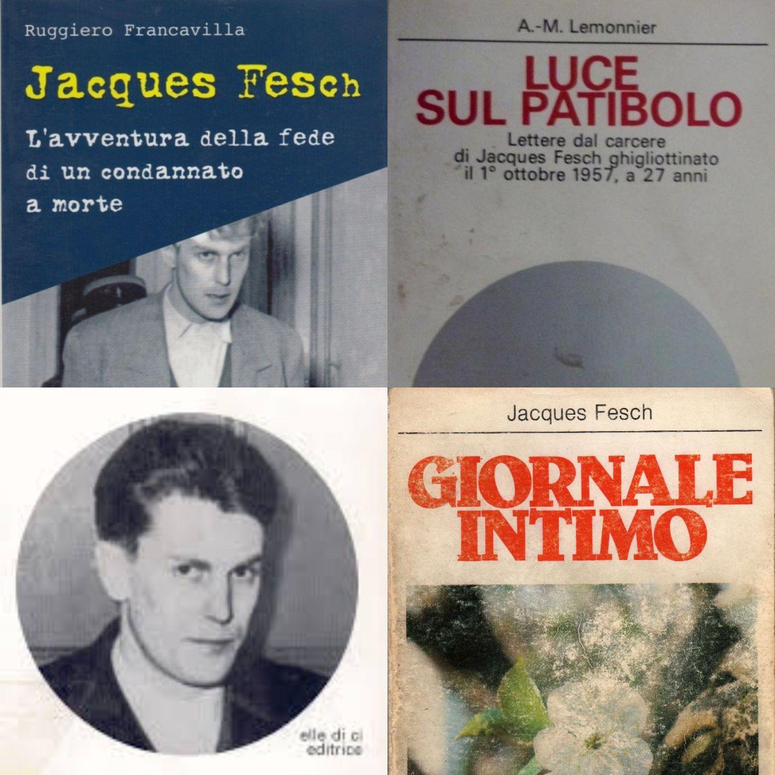 """I libri introvabili sul """"caso Jacques Fesch"""", il ghigliottinato in odor di Santità"""