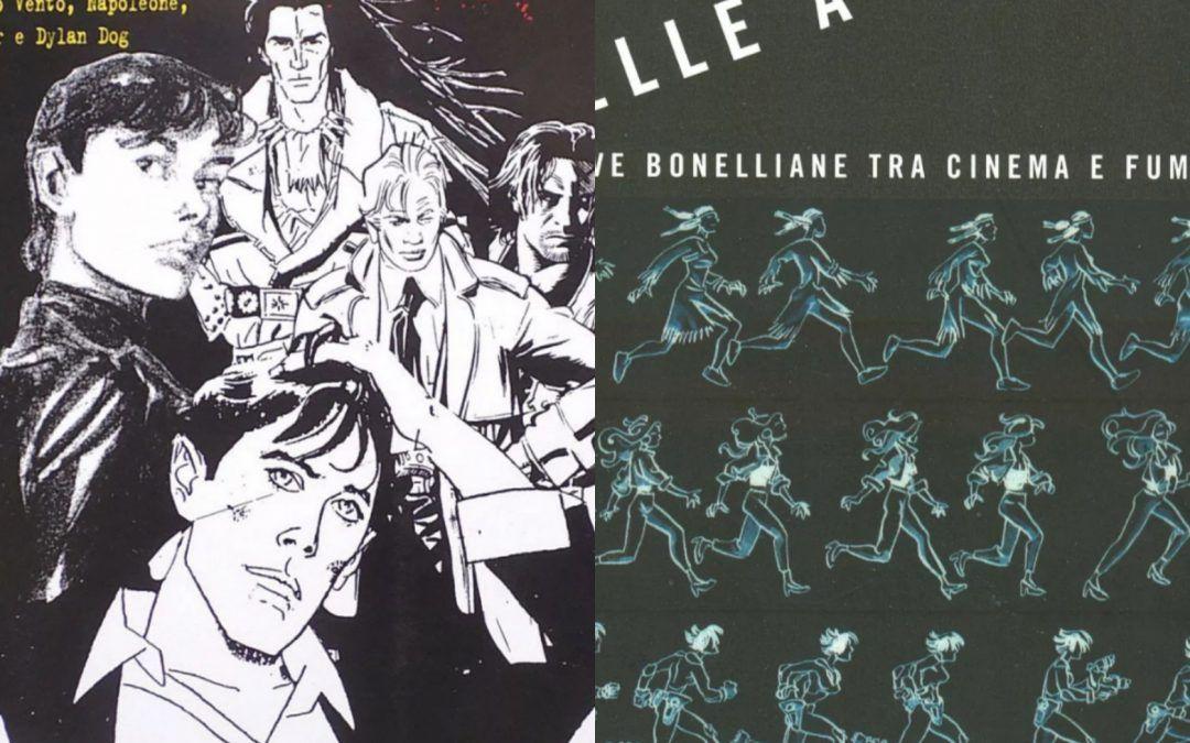 Due interessanti libri sul mondo del fumetto al mercatino