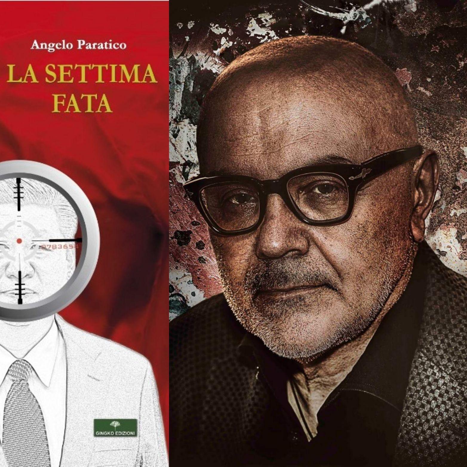 Angelo Paratico vince il premio letterario Milano International!
