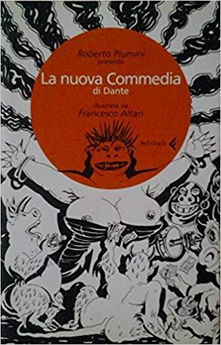 La nuova Commedia di Dante illustrata da Francesco Altan al mercatino