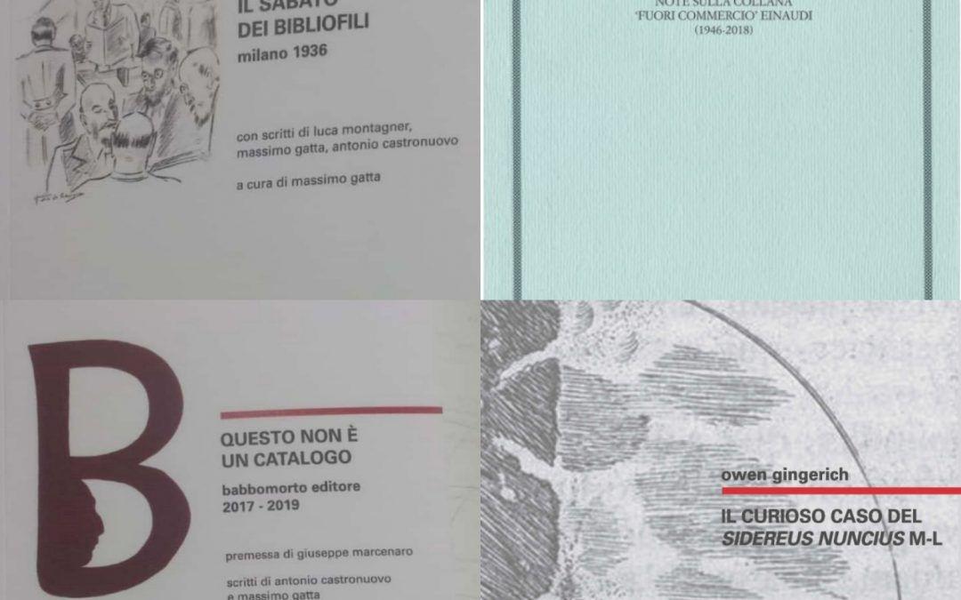 Poker Biblohaus: 4 gustose novità al Salone della Cultura di Milano