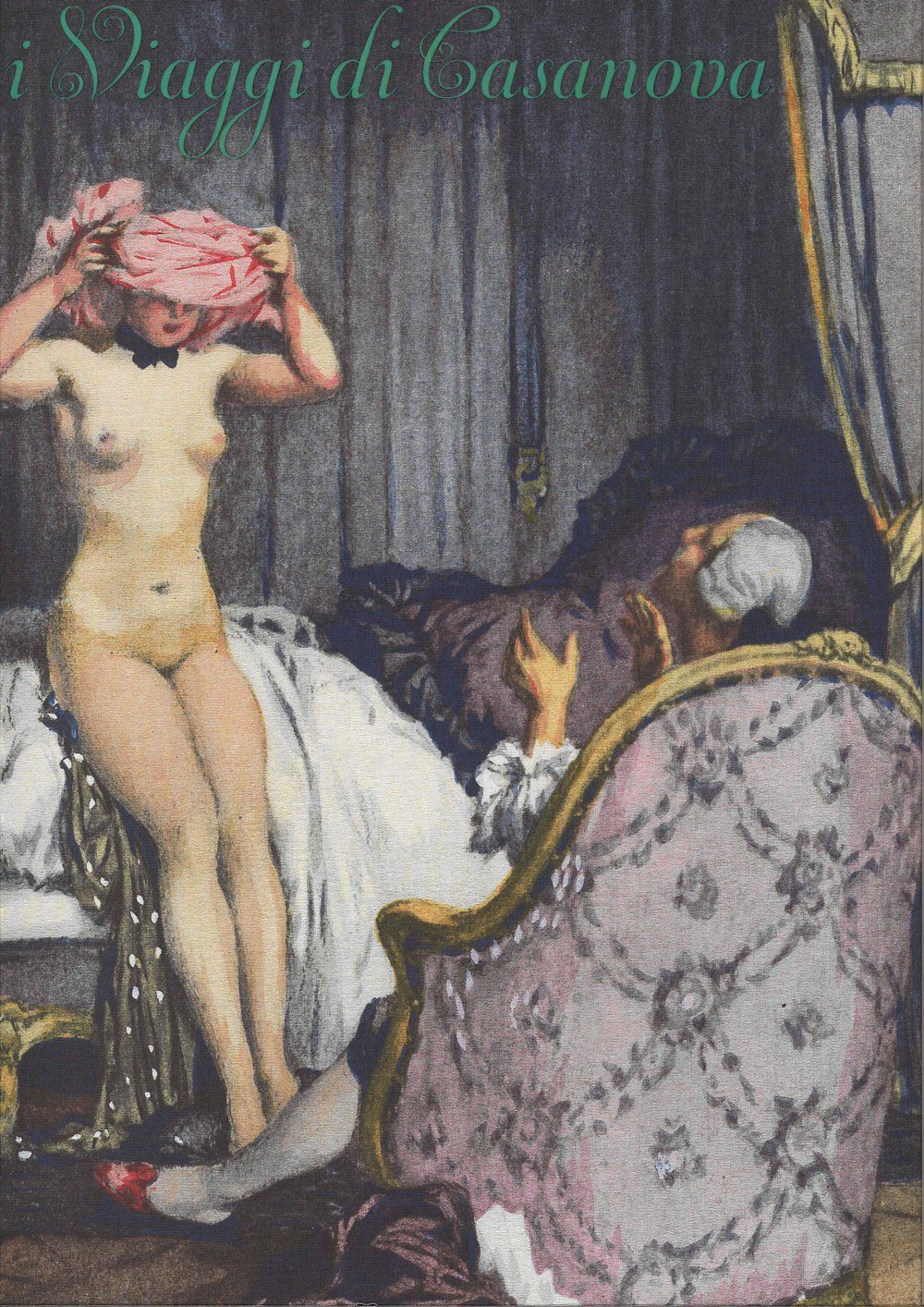 """I viaggi di Giacomo Casanova"": tappa a Porta Portese!"