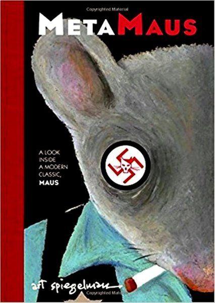 """MetaMaus"": un mito alla Libreria Fahrenheit 451"