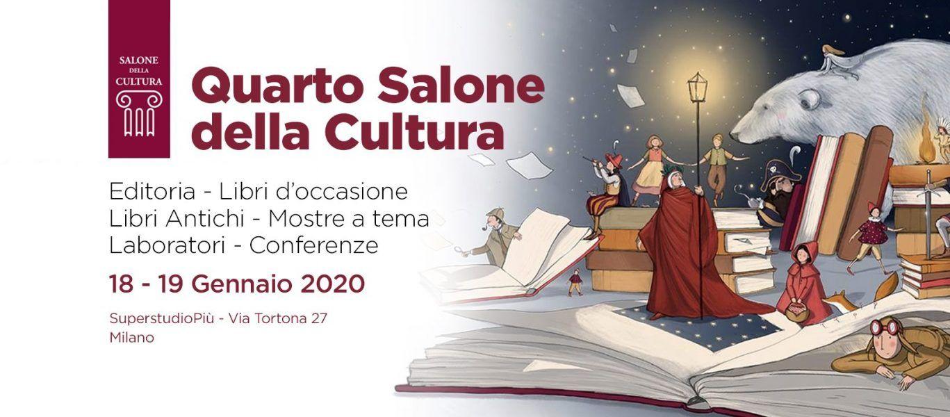 Il cacciatore di libri presente al Salone di Milano 2020: tutte le novità!