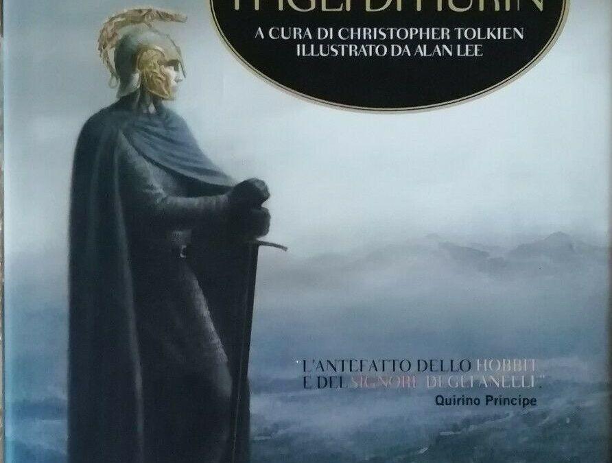 """""""I figli di Hurin"""" di J. R. R. Tolkien due prime edizioni """"differenti"""" su eBay"""