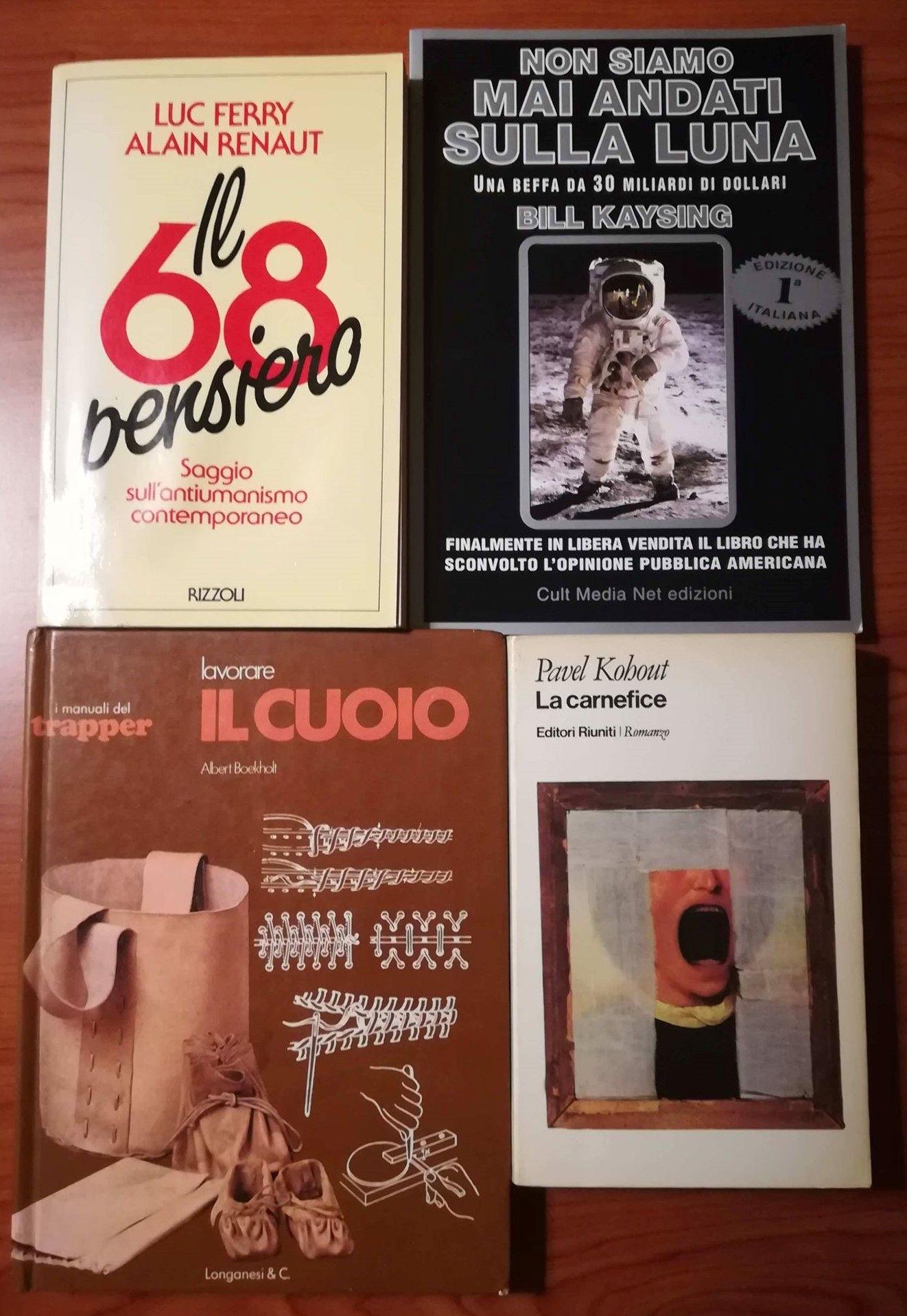 """'68, finto allunaggio, lavorazione del cuoio e """"La Carnefice"""" di Kohout al mercatino"""