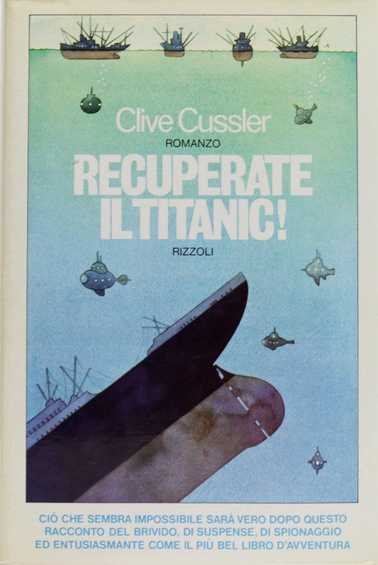 È scomparso Clive Cussler: che faranno adesso le sue prime edizioni?