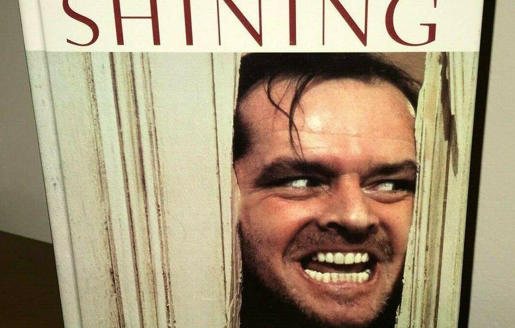 """Shining"" di Stephen King: rara unica edizione italiana rilegata + sorpresa!"