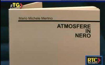 """""""Atmosfere in Nero"""" di Mario Michele Merlino al mercatino"""