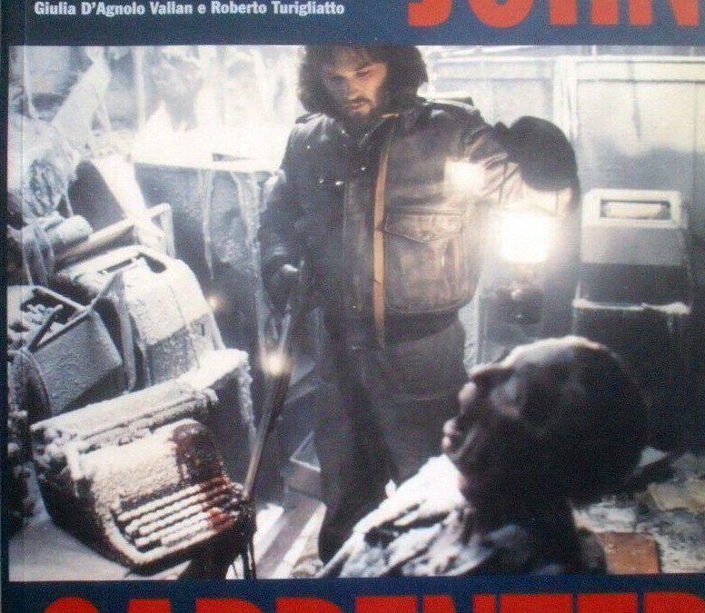 Il libro cult su John Carpenter su eBay: preda ambita!