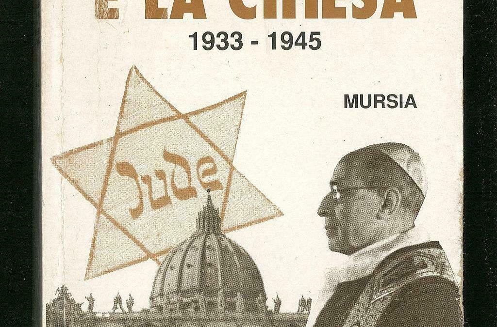"""…su eBay una copia de """"Gli ebrei e la Chiesa"""", di Vitaliano Mattioli"""