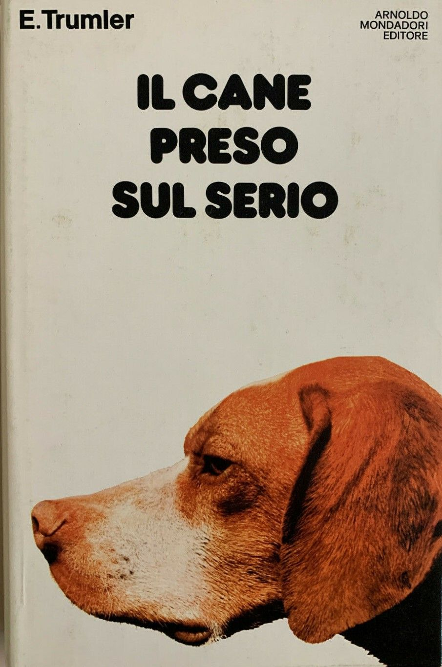 """Due libri cult di cinofilia: """"A tu per tu con il cane"""" e """"Il cane preso sul serio"""" di Eberhard Trumler"""