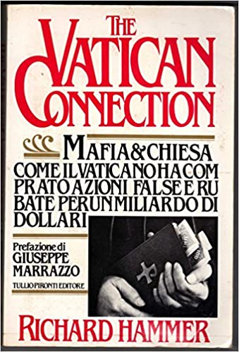 """The Vatican Connection, di Richard Hammer al mercatino"