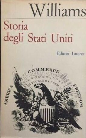 """""""Storia degli Stati Uniti"""", di William Williams: rara e ricercata prima edizione"""