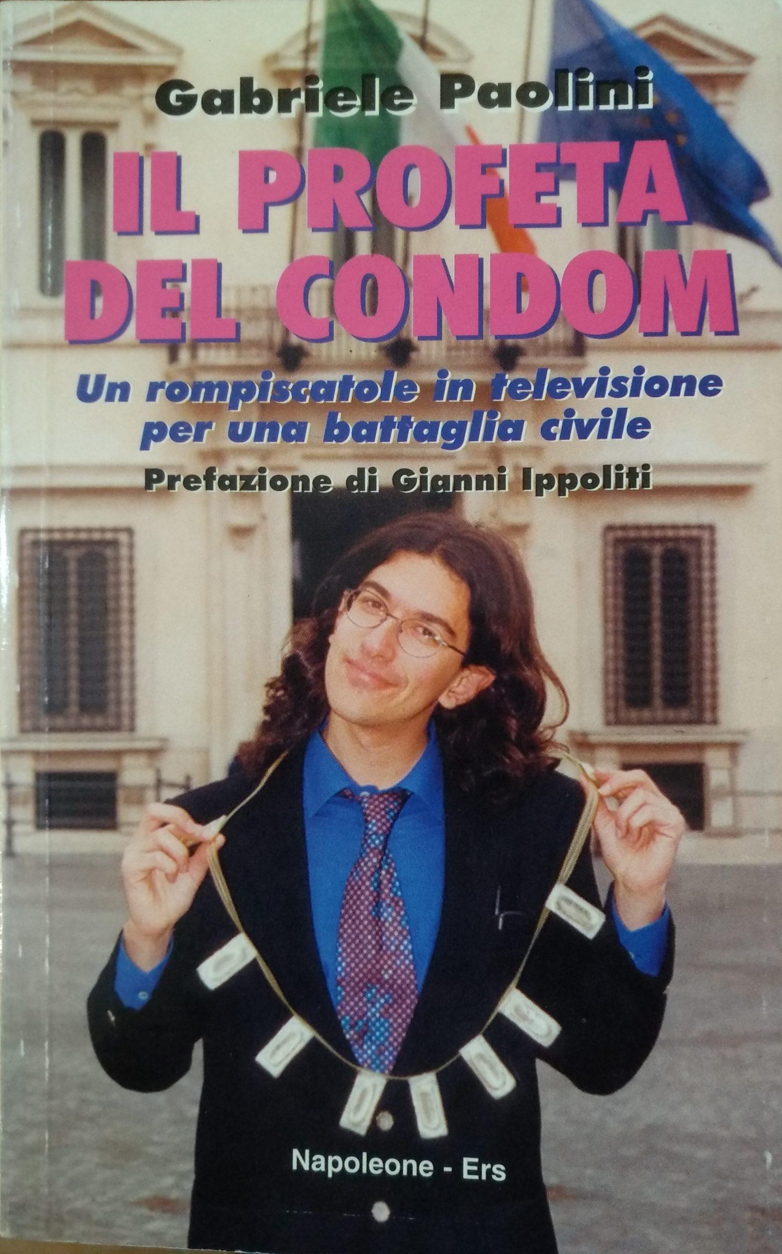 Gabriele Paolini: personaggio dei nostri tempi e autore di libri controversi
