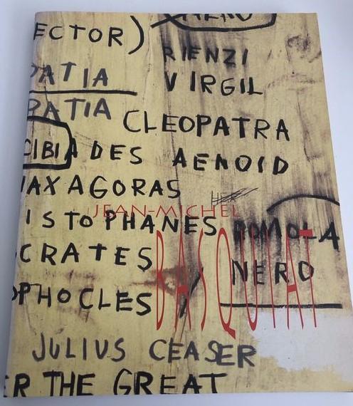 Basquiat non si può confondere con nessun altro: raro catalogo in asta!