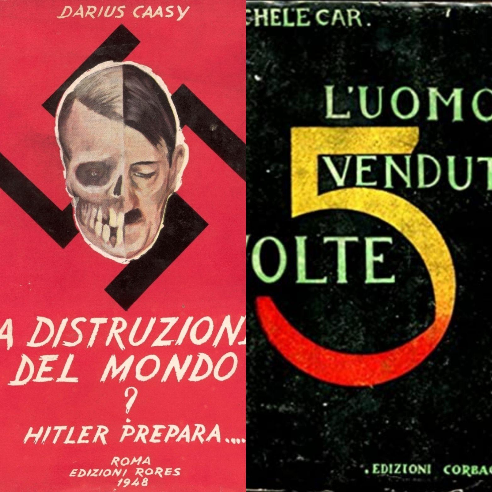 Quando lo pseudonimo di uno scrittore è un mistero e rimangono solo i suoi libri…