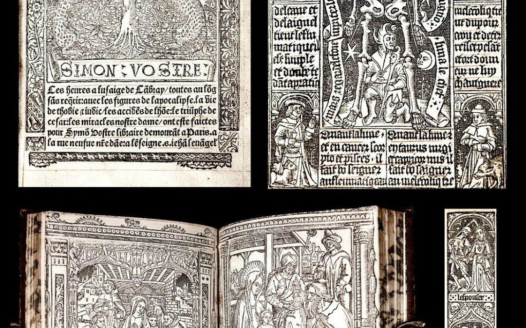 """Una eccezionale copia del """"Libro delle ore"""" in uso a Cambrai (anno 1520) venduta a 4.445 € su eBay"""