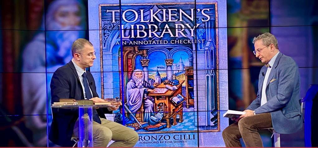 Oronzo Cilli vince il «Tolkien Society Awards 2020» per il suo ultimo libro su Tolkien